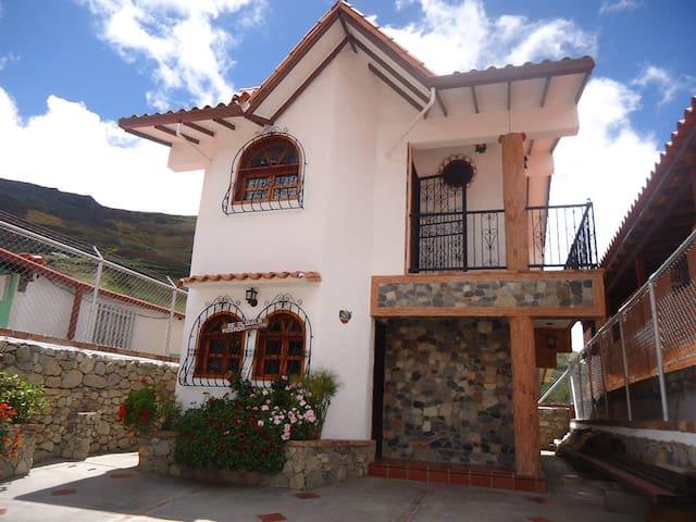 Cabaña turística en Apartaderos, Mérida