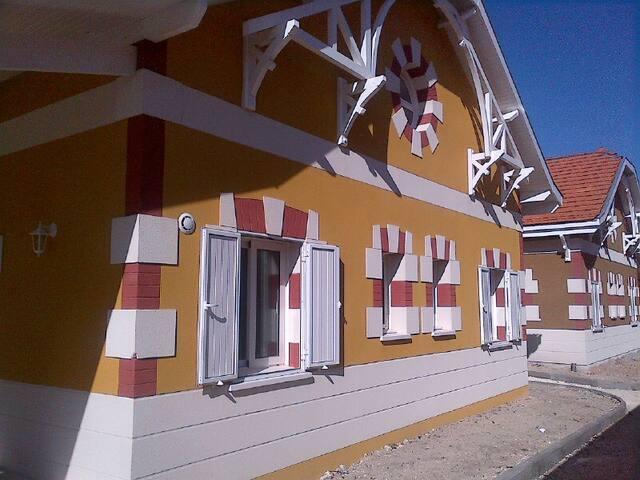 New House in a calm street at 200m shops and beach - Lacanau