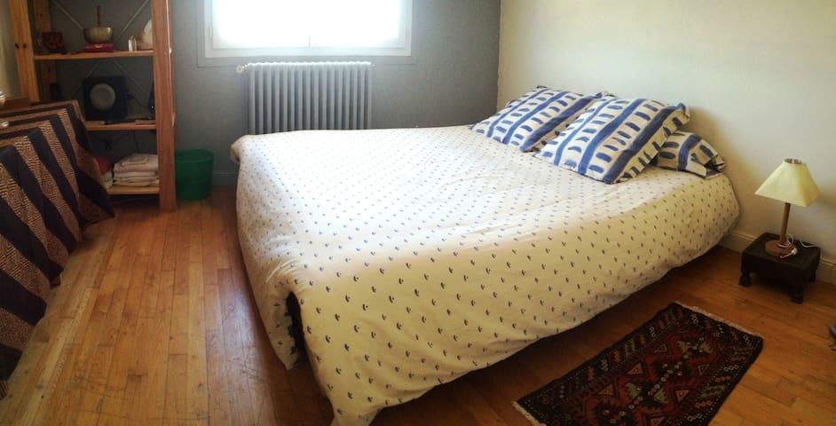 Chambre avec très belle vue sur Périgueux - Périgueux - Apartment