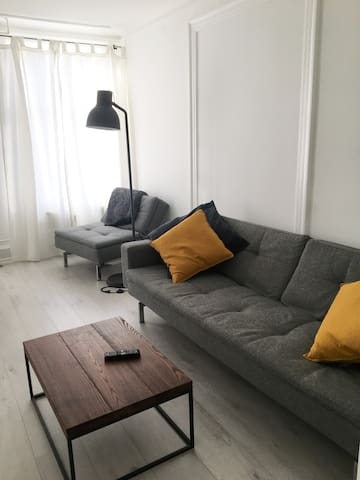 Nordic apartment in the heart of Copenhagen