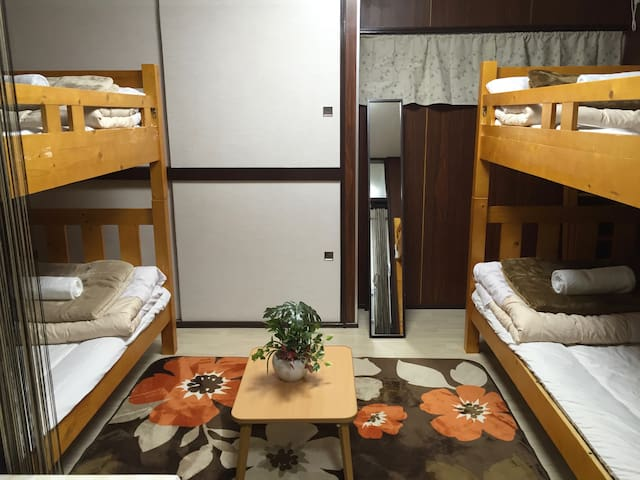 central kyoto city — 2 entire apartments ! - Kyōto-shi - Apartment