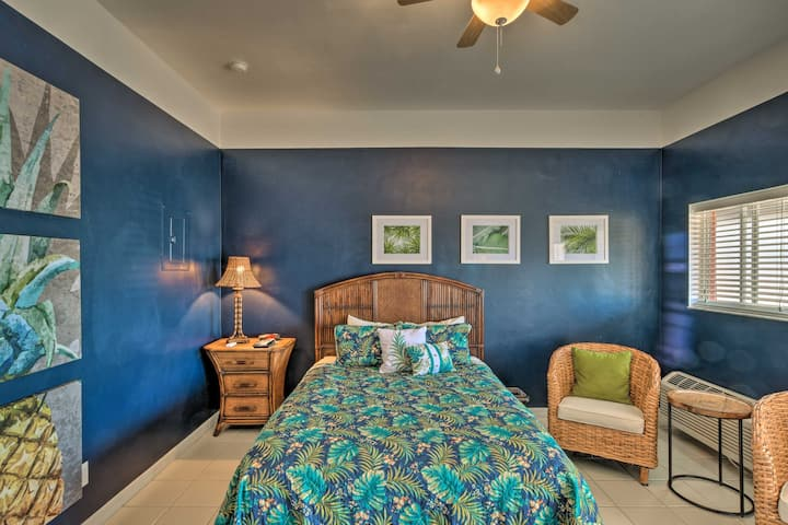 NEW! Studio w/ Marina Views: 15 Mi To Everglades!