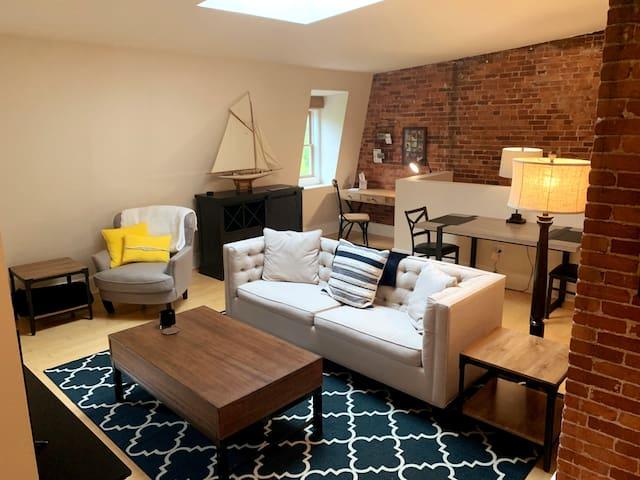 Manchester Millyard Luxury Loft