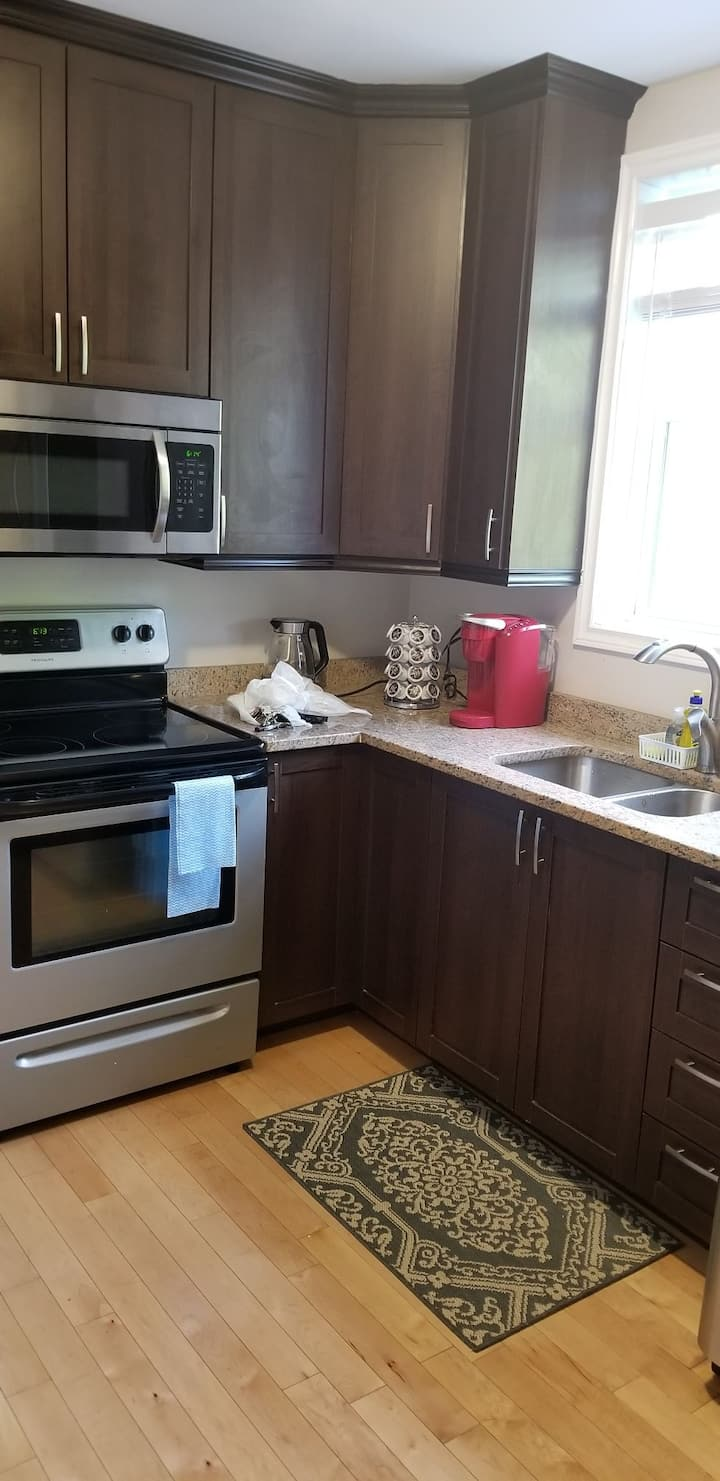 2-bedroom Apt  in Heart of Downtown Ottawa (T-01)