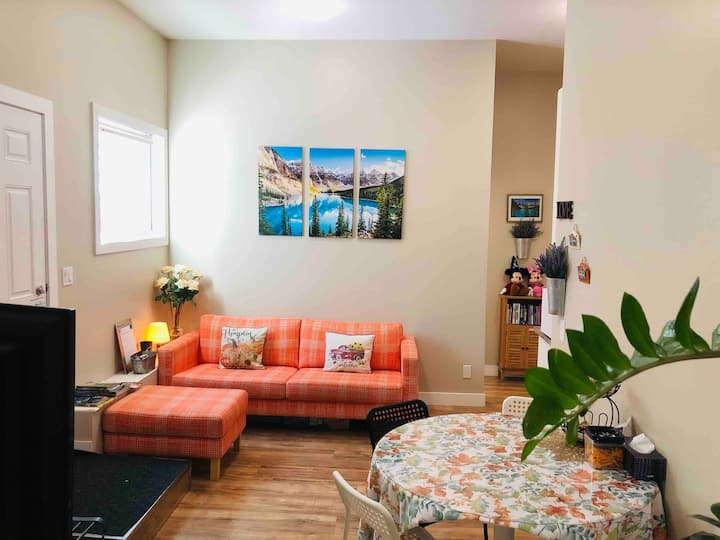 No Cleaning Fee*Entire 2Bedrooms+4Beds+2Bathrooms