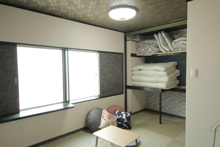 Shinsaibashi - Osaka - Apartamento