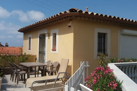 apartement between beaches and coves