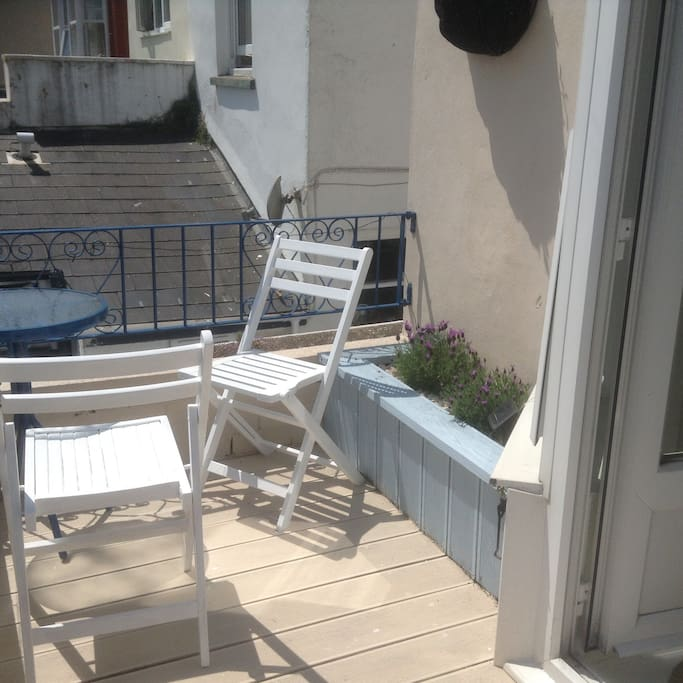 Your balcony space