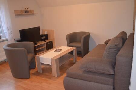 FeWo Deichblick Wischhafen - Wischhafen - Apartemen
