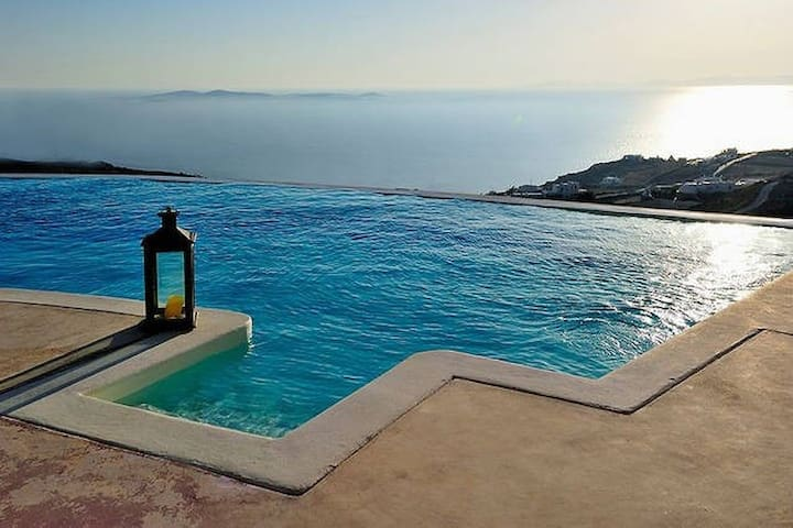 Amazing view 2 Bedrooms - Μύκονος - Huis