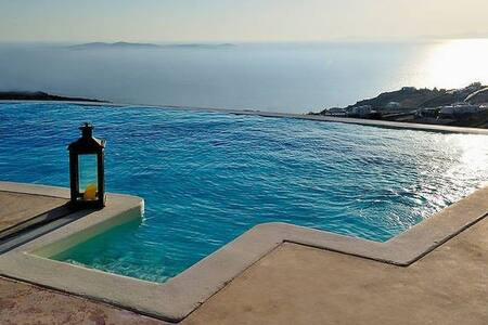 Amazing view 2 Bedrooms - Μύκονος