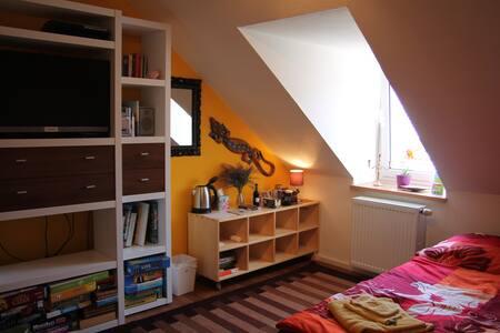 Cozy room in a historic quarter of munich