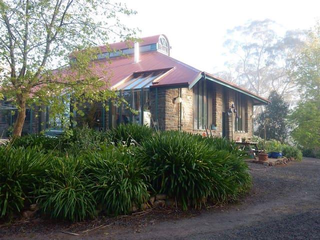 Adelaide Hills - Cletta Hill Guesthouse - Green Hills Range