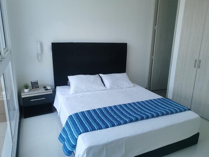 New charming apartment. Sta Marta. Bello Horizonte