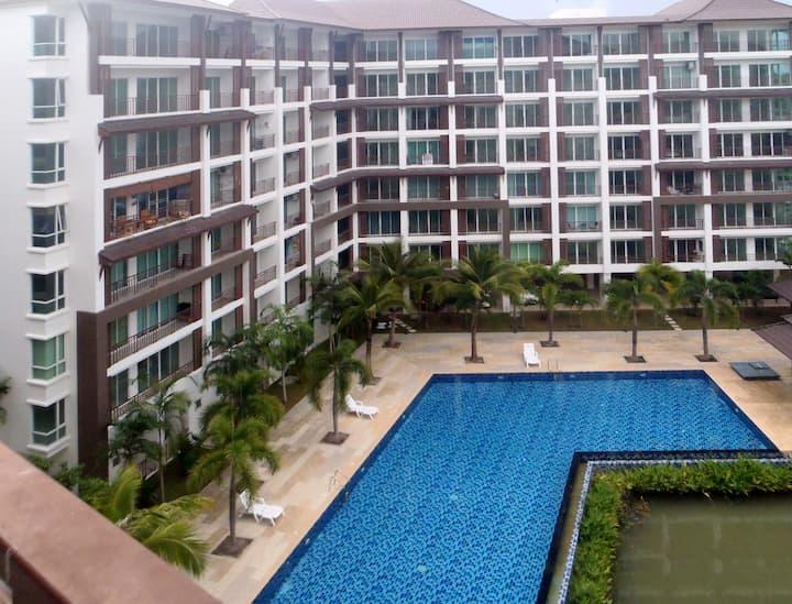 A.D.Condominium BANG SARAY ห้อง 762