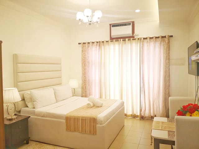 Unit of Choice Close to Ayala with Serene View