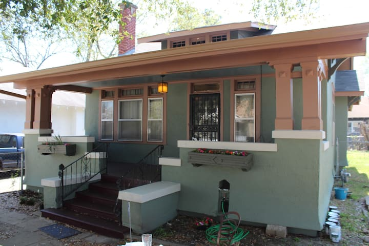 Historic Bungalow near Downtown/Hospitals - Little Rock - Hus