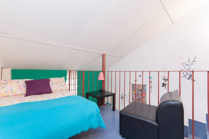 Room FER Alcala de henares_Madrid