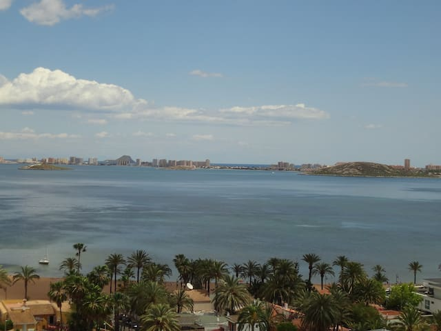 "Two Bedroom Flat - The ""Best View"" - Mar de Cristal - Byt"