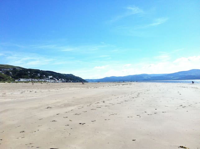 Beachfront holiday home - Aberdovey - Departamento