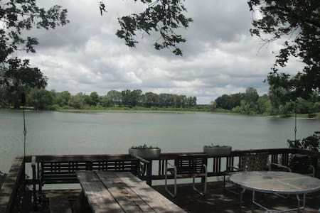 Gilead Lake Cottage with Great View