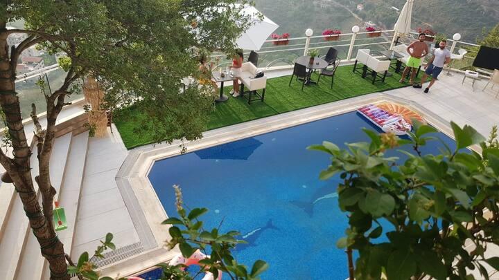 Nazl soror Private villa