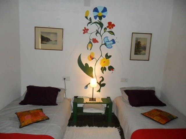 Room ´Teruel´ in Casa Annette B&B in Andalucia - Cortelazor - Bed & Breakfast