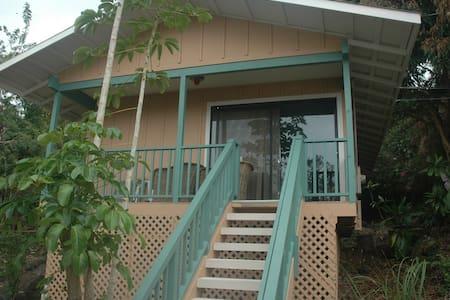 Aaahhh Paradise - Hōlualoa - Haus