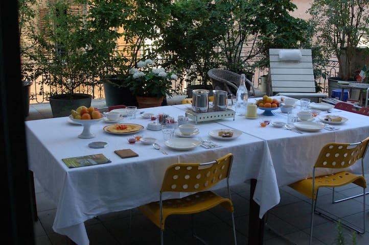 Le5VieB&B,  un soggiorno di charme. - Bergamo - Bed & Breakfast