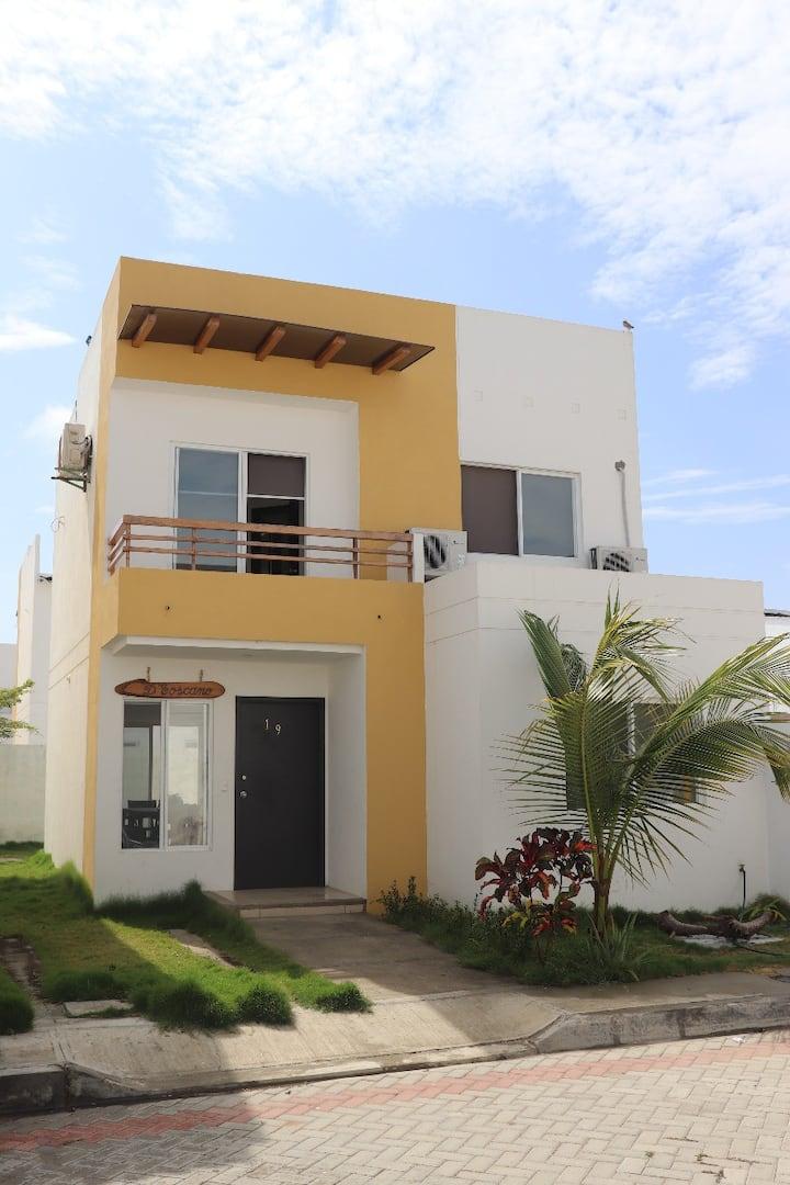 Acogedora Casa de Playa