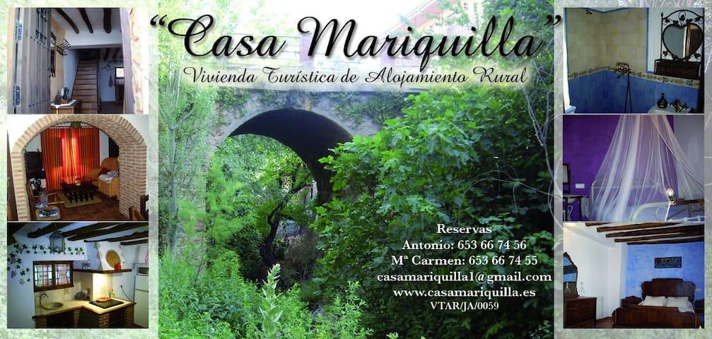 Casa Mariquilla - Frailes - Hus