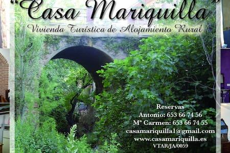 Casa Mariquilla - Frailes - 단독주택