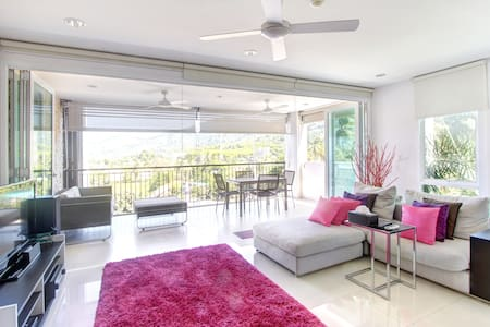 Beachside 2 Bed Condo in Surin - Choeng Thale