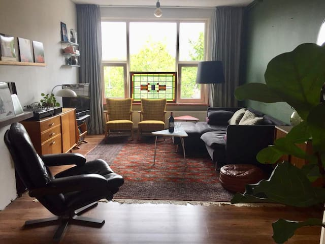 Cozy private apartment Rotterdam West