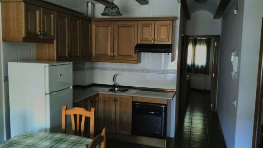 Apartamentos Rurales Lahuerta 4/6 personas