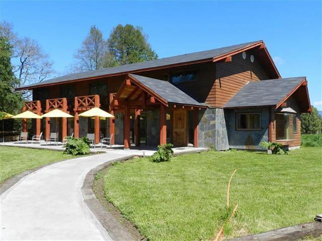Apart Hotel Eco-Terraverde  7 lagos - Panguipulli - Apartemen