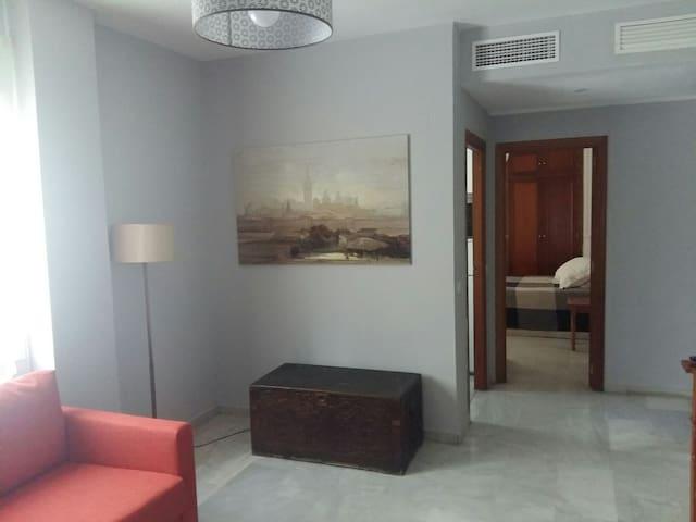 Apartamento con terraza - Mairena del Aljarafe - Huoneisto