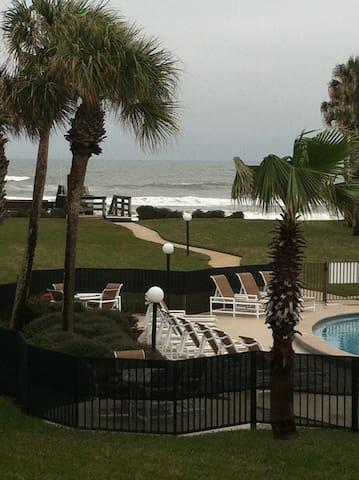 Summerhouse 426, Ocean View Condo - St Augustine