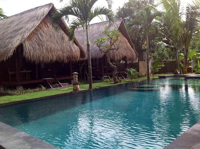 1Bedrooms TS Hut Lembongan - Nusapenida - ที่พักพร้อมอาหารเช้า