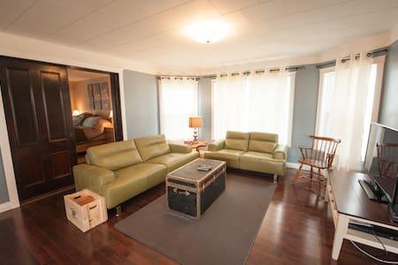 Spacious heritage apartment in town - Cumberland - Appartamento