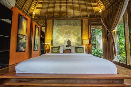 Little tree Guesthouse sanur D - Denpasar  - Bungalow