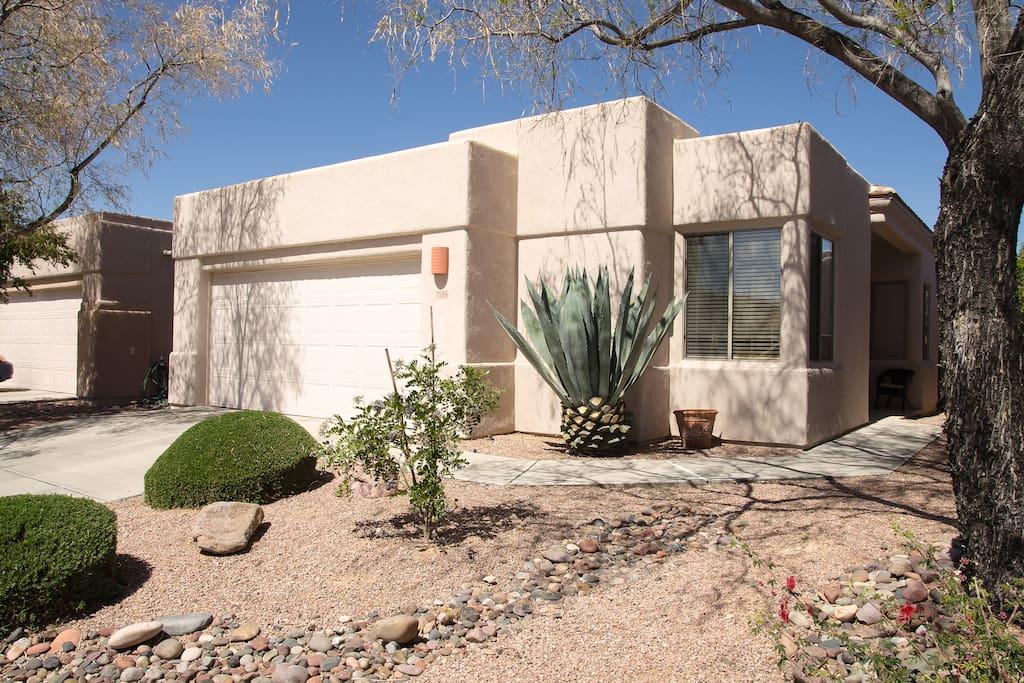 Southwest Desert Retreat Houses For Rent In Tucson Arizona United States