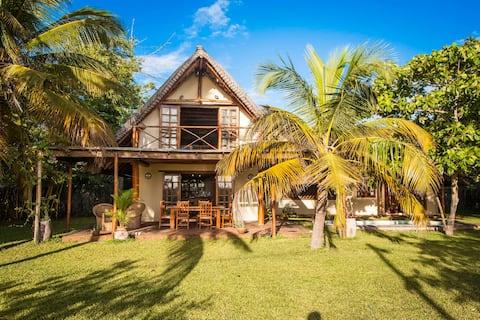 Bonita casa a prop del mar