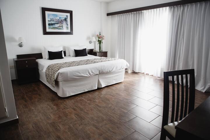 Habitación Ejecutiva en Ker Belgrano