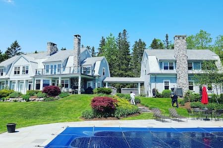 Exquisite Waterfront Estate - Chester Basin - Ház