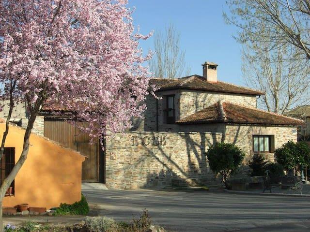 Casa rural EL OASIS  - Migueláñez