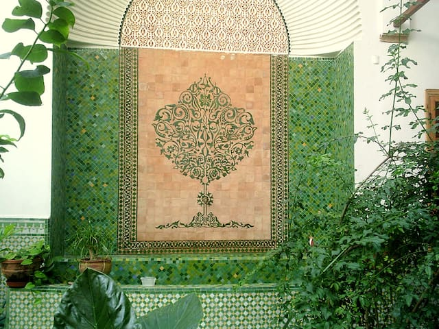 Rabat, B&B al centro della medina - Rabat - Bed & Breakfast