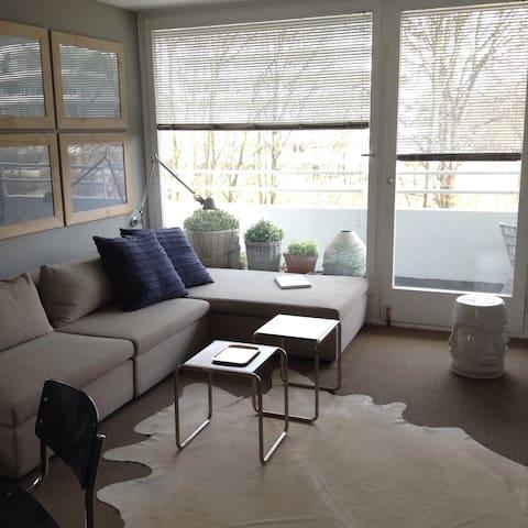 Great apartment in Bogenhausen