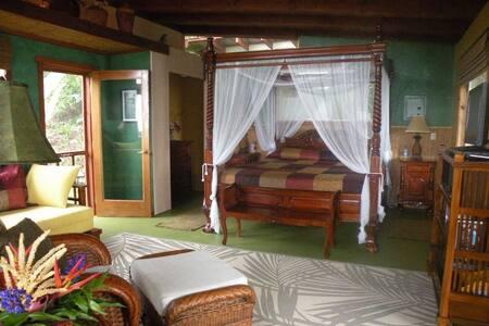 RomanticTropical Cottage-OceanView - Captain Cook