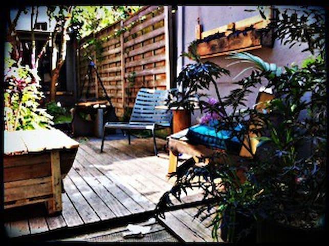 Maison atypique à côté de Lille ! - Tourcoing - House